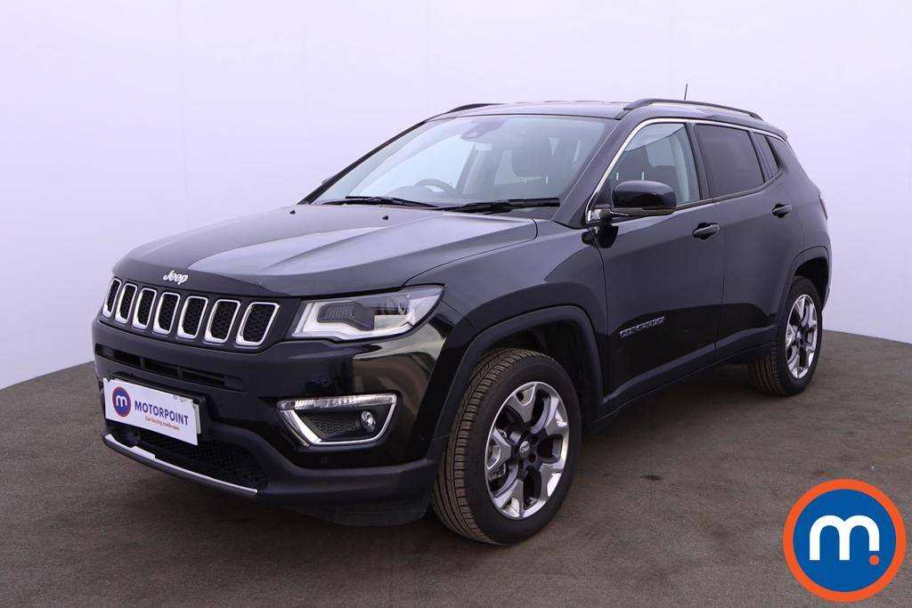 Jeep Compass 1.4 Multiair 170 Limited 5dr Auto - Stock Number 1203508 Passenger side front corner