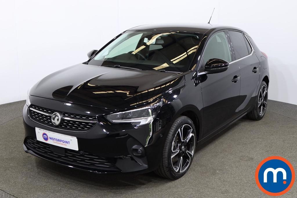 Vauxhall Corsa 1.2 Turbo Elite Nav Premium 5dr - Stock Number 1201298 Passenger side front corner