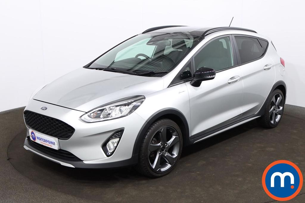 Ford Fiesta 1.0 EcoBoost Active B-PlusO Play 5dr - Stock Number 1203487 Passenger side front corner