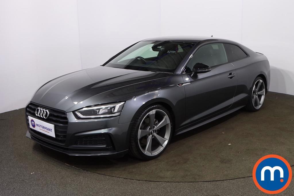 Audi A5 40 TFSI Black Edition 2dr - Stock Number 1199421 Passenger side front corner