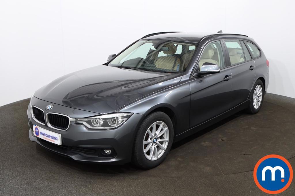 BMW 3 Series 320d EfficientDynamics Plus 5dr - Stock Number 1203257 Passenger side front corner