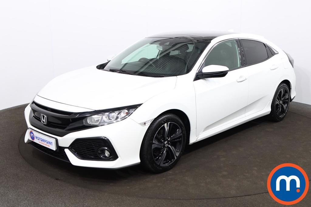 Honda Civic 1.6 i-DTEC EX 5dr Auto - Stock Number 1199312 Passenger side front corner