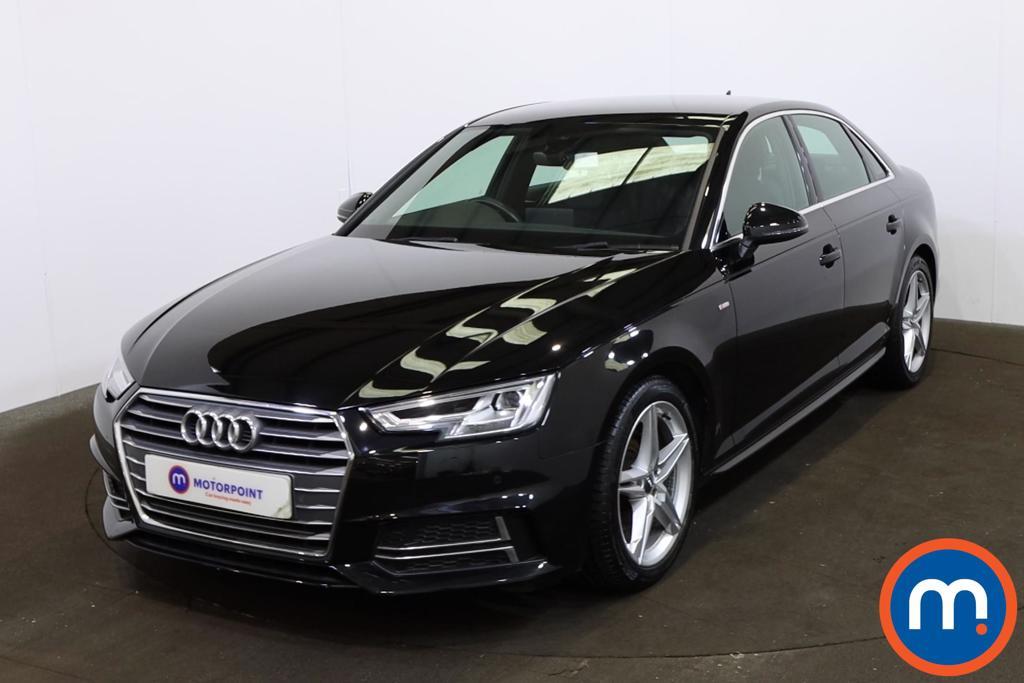 Audi A4 1.4T FSI S Line 4dr [Leather-Alc] - Stock Number 1201489 Passenger side front corner