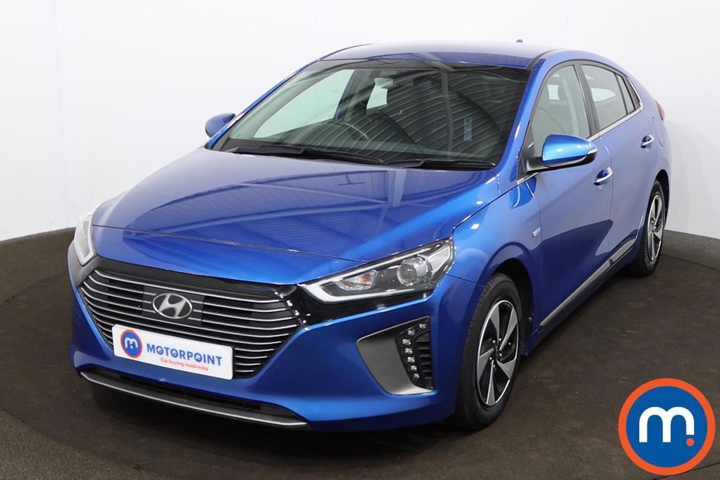 Hyundai Ioniq 1.6 GDi Hybrid Premium 5dr DCT - Stock Number 1202088 Passenger side front corner