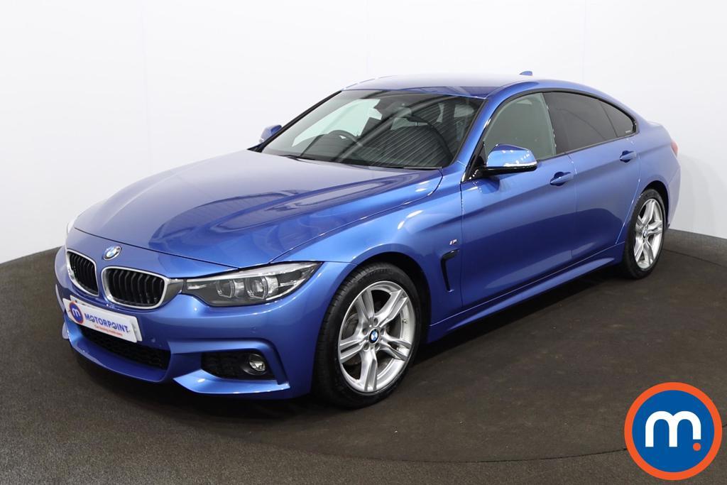 BMW 4 Series 420d [190] M Sport 5dr Auto [Professional Media] - Stock Number 1199320 Passenger side front corner