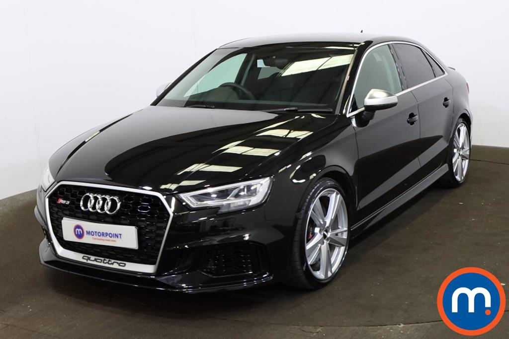 Audi RS3 RS 3 TFSI 400 Quattro 4dr S Tronic - Stock Number 1202478 Passenger side front corner