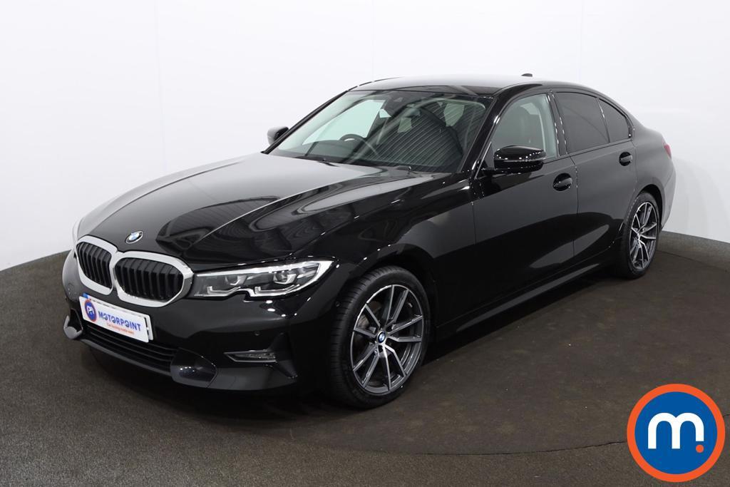 BMW 3 Series 320i Sport 4dr Step Auto - Stock Number 1202883 Passenger side front corner