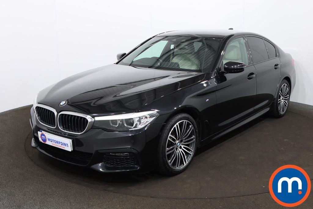 BMW 5 Series 530d M Sport 4dr Auto - Stock Number 1203787 Passenger side front corner