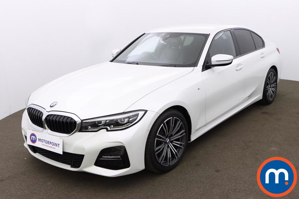 BMW 3 Series 320i M Sport 4dr Step Auto - Stock Number 1197767 Passenger side front corner