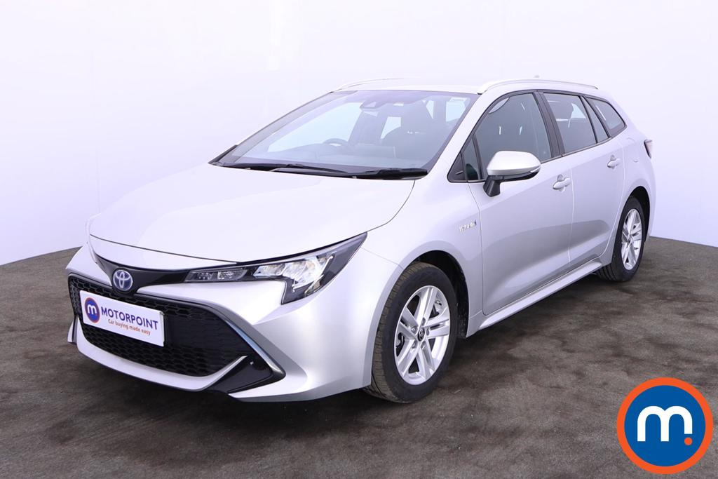 Toyota Corolla 1.8 VVT-i Hybrid Icon 5dr CVT - Stock Number 1198391 Passenger side front corner