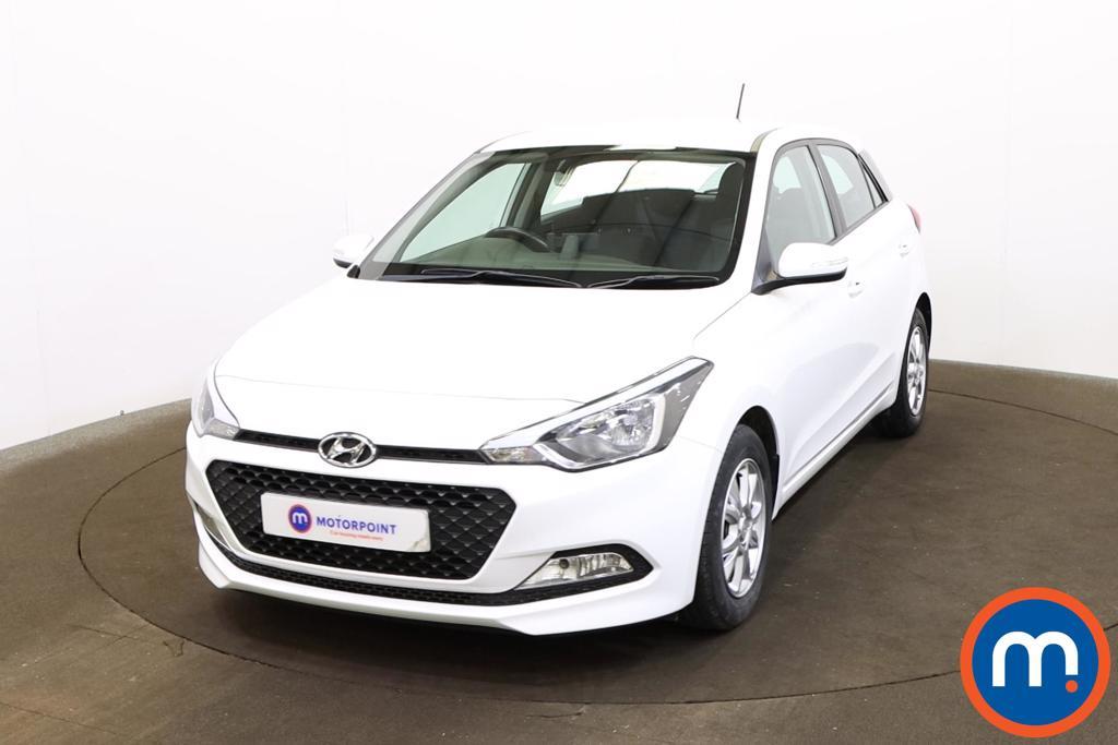 Hyundai I20 1.2 SE 5dr - Stock Number 1198830 Passenger side front corner