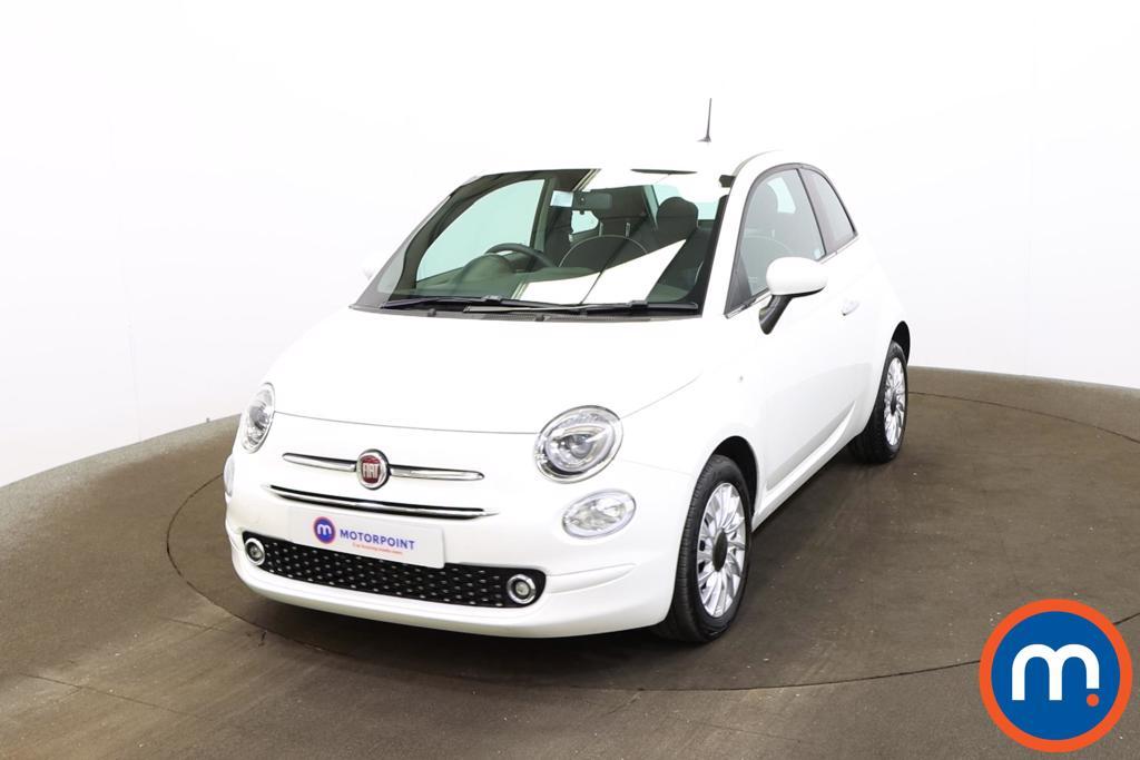 Fiat 500 1.2 Lounge 3dr Dualogic - Stock Number 1199058 Passenger side front corner