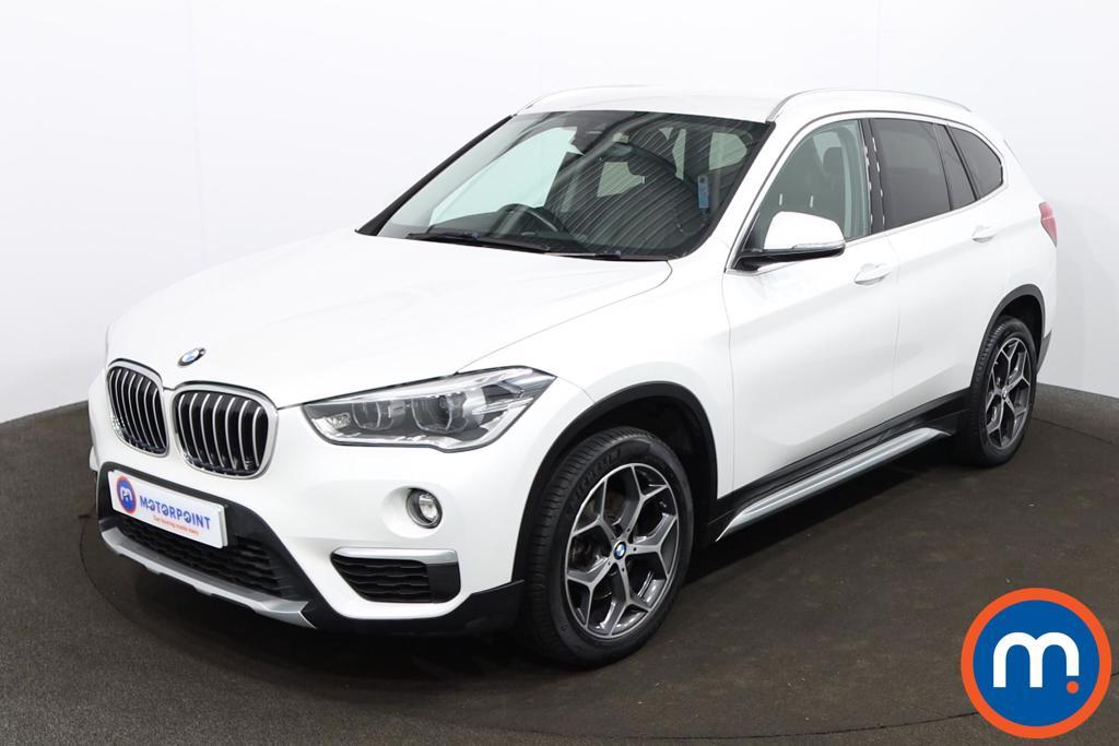 BMW X1 sDrive 18i xLine 5dr - Stock Number 1200040 Passenger side front corner