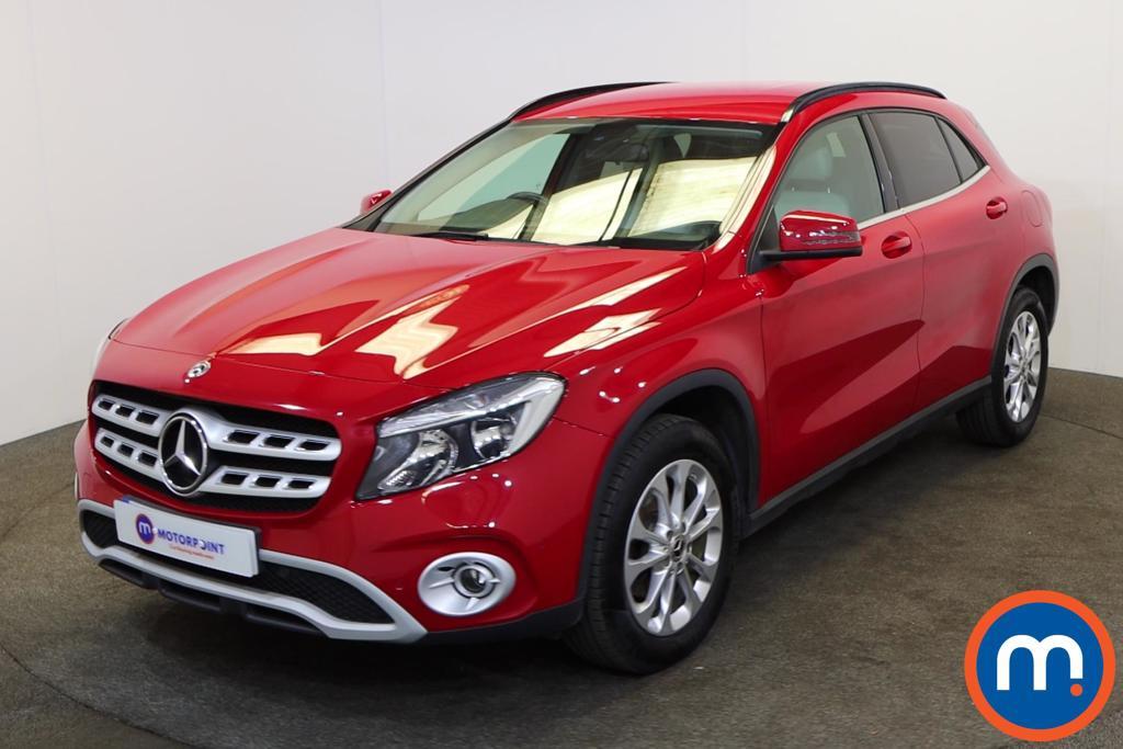 Mercedes-Benz GLA GLA 200 SE Executive 5dr - Stock Number 1203942 Passenger side front corner