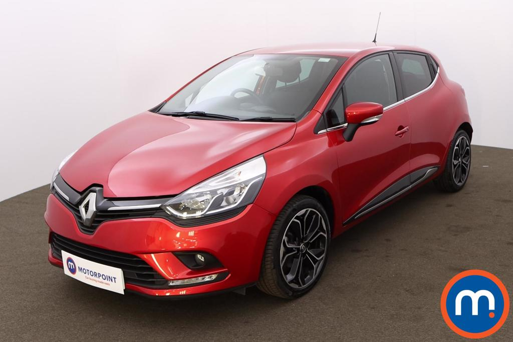 Renault Clio 0.9 TCE 90 Iconic 5dr - Stock Number 1191165 Passenger side front corner