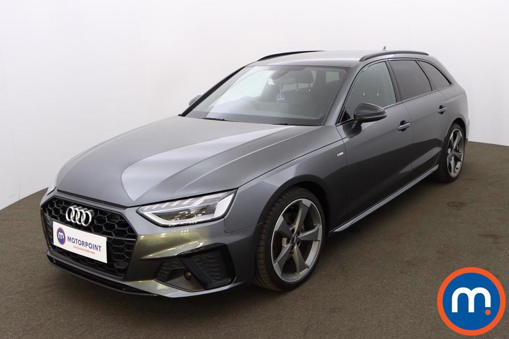 Audi A4 35 TDI Black Edition 5dr S Tronic - Stock Number 1194669 Passenger side front corner
