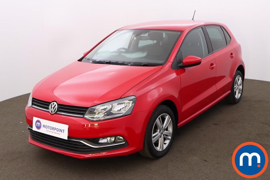Volkswagen Polo 1.0 Match Edition 5dr - Stock Number 1195150 Passenger side front corner