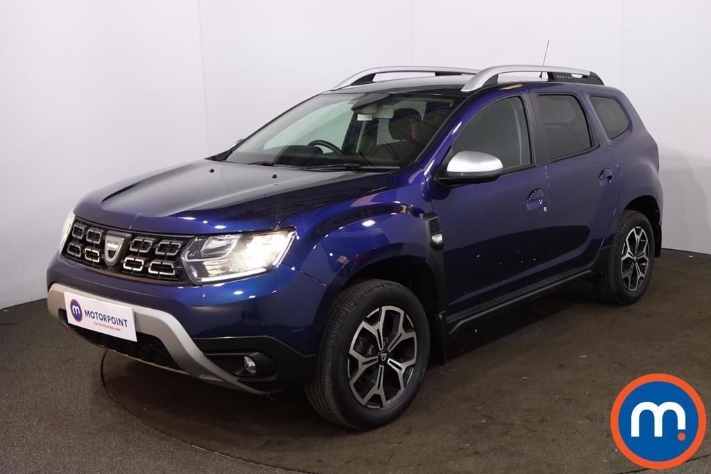 Dacia Duster 1.5 Blue dCi Prestige 5dr - Stock Number 1197690 Passenger side front corner