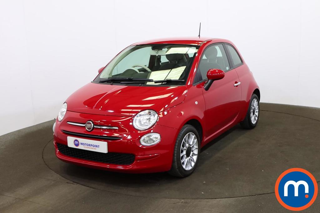 Fiat 500 1.2 Pop Star 3dr - Stock Number 1199238 Passenger side front corner