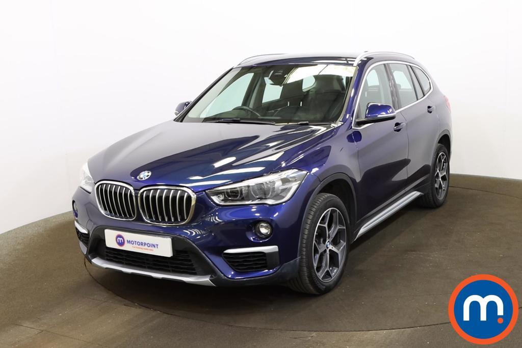 BMW X1 sDrive 18i xLine 5dr - Stock Number 1200448 Passenger side front corner