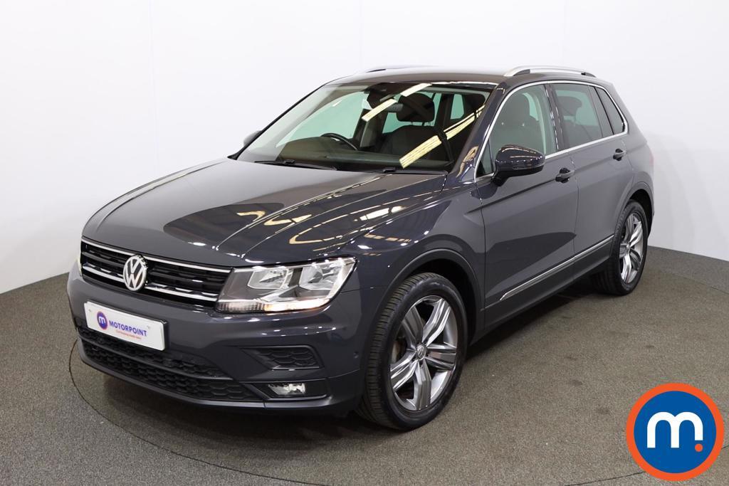 Volkswagen Tiguan 2.0 TDi 150 Match 5dr - Stock Number 1201405 Passenger side front corner