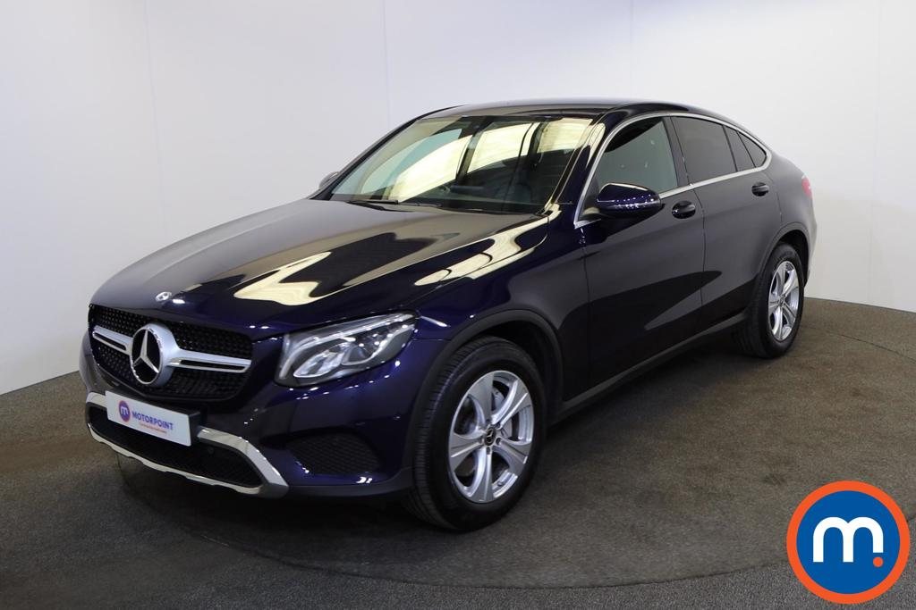 Mercedes-Benz Glc Coupe GLC 220d 4Matic Sport 5dr 9G-Tronic - Stock Number 1202315 Passenger side front corner