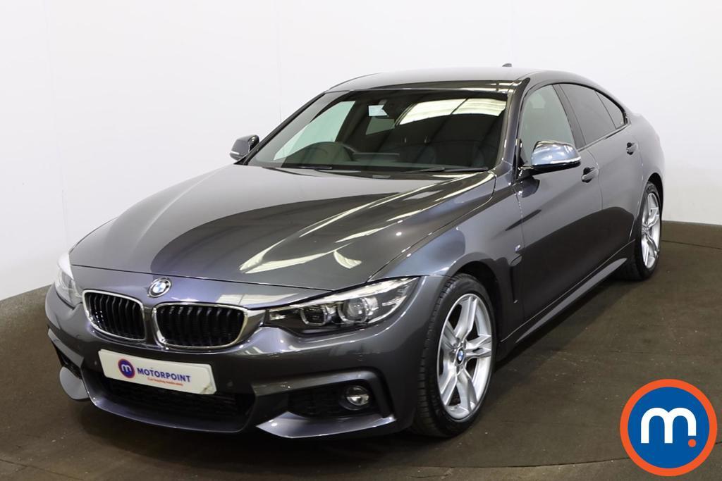 BMW 4 Series 420d [190] M Sport 5dr Auto [Professional Media] - Stock Number 1202486 Passenger side front corner