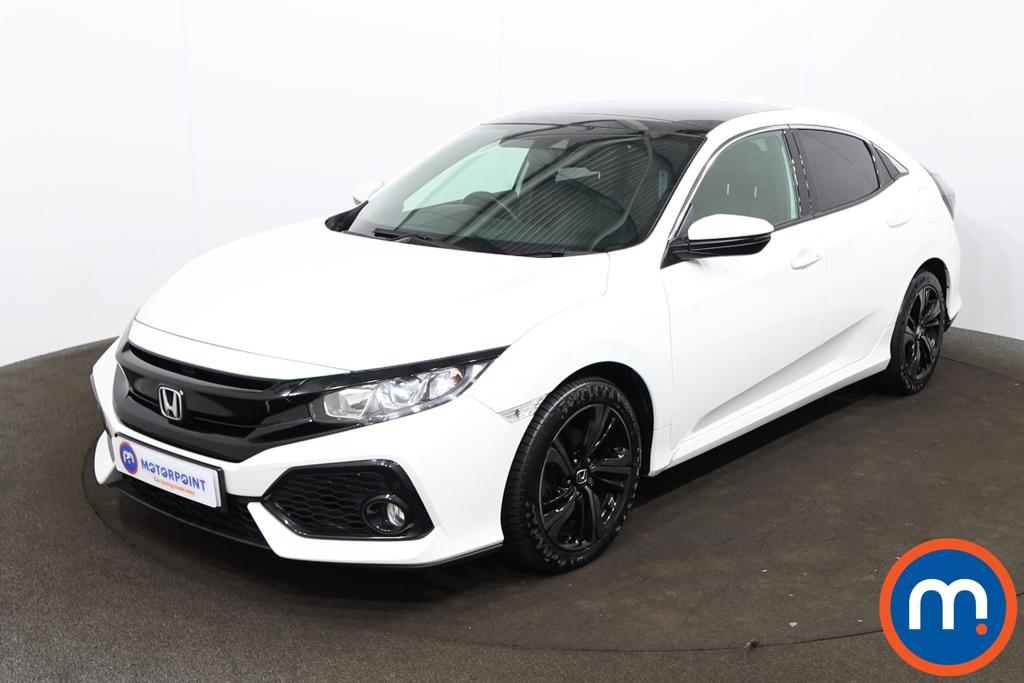 Honda Civic 1.6 i-DTEC EX 5dr Auto - Stock Number 1204180 Passenger side front corner