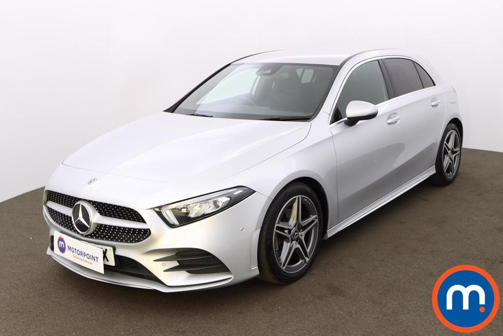Mercedes-Benz A Class A200 AMG Line Executive 5dr Auto - Stock Number 1203449 Passenger side front corner
