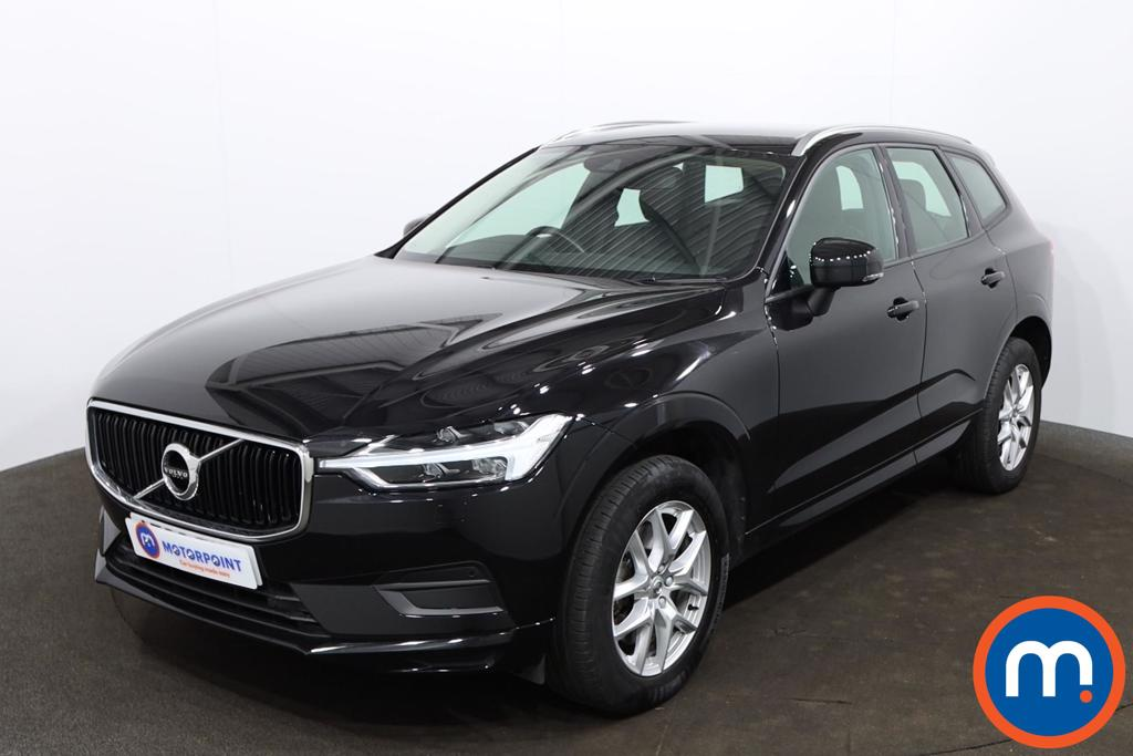 Volvo Xc60 2.0 D4 Momentum 5dr AWD Geartronic - Stock Number 1203640 Passenger side front corner