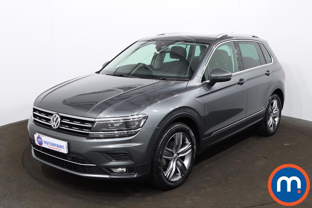 Volkswagen Tiguan 2.0 TDi 150 4Motion SEL 5dr - Stock Number 1204267 Passenger side front corner