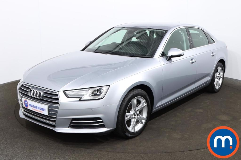 Audi A4 2.0T FSI Sport 4dr S Tronic [Leather] - Stock Number 1203561 Passenger side front corner