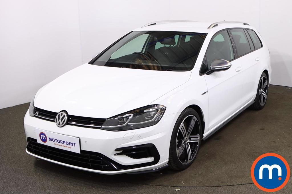 Volkswagen Golf 2.0 TSI 310 R 5dr 4MOTION DSG - Stock Number 1198402 Passenger side front corner