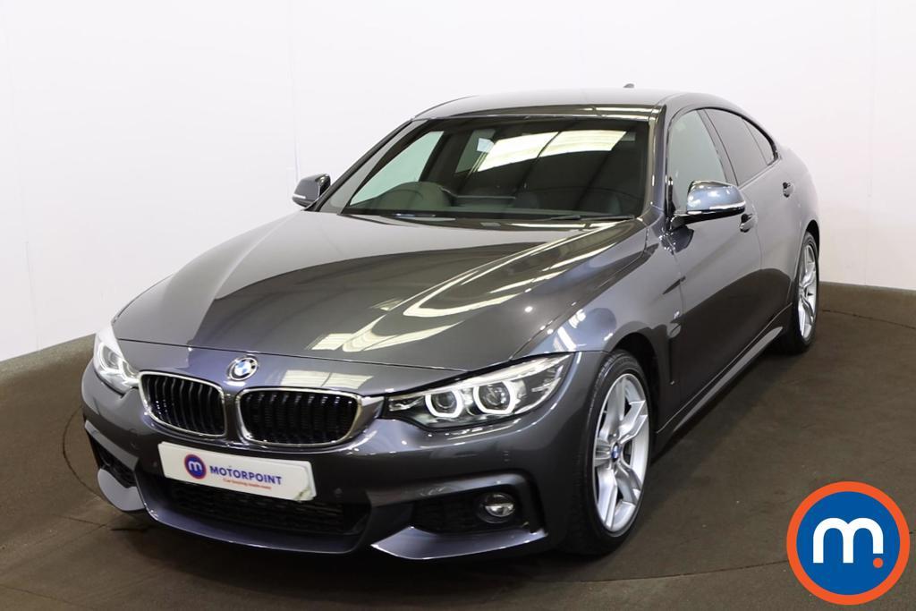 BMW 4 Series 420d [190] M Sport 5dr Auto [Professional Media] - Stock Number 1198109 Passenger side front corner