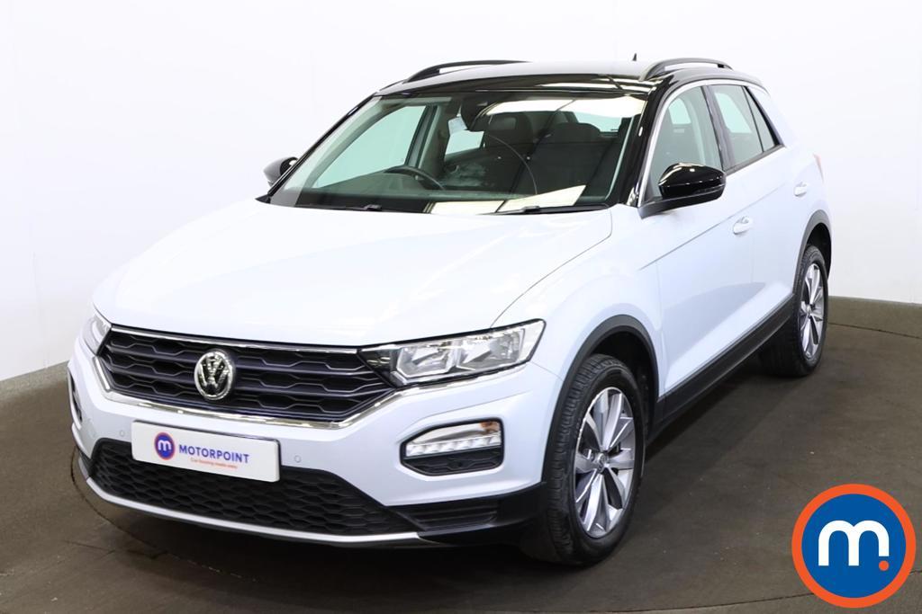 Volkswagen T-Roc 1.0 TSI SE 5dr - Stock Number 1199495 Passenger side front corner