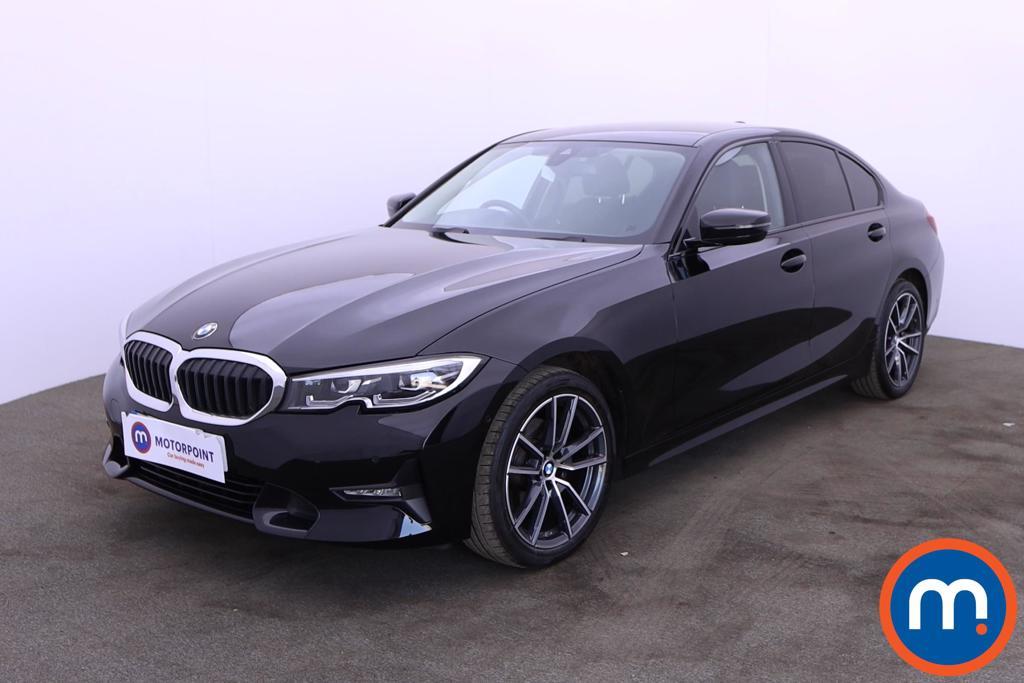 BMW 3 Series 320i Sport 4dr Step Auto - Stock Number 1202877 Passenger side front corner