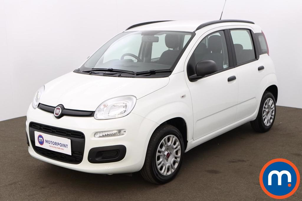 Fiat Panda 1.2 Easy 5dr - Stock Number 1203074 Passenger side front corner