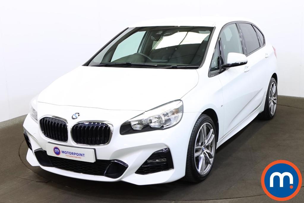 BMW 2 Series 218i M Sport 5dr Step Auto - Stock Number 1203990 Passenger side front corner