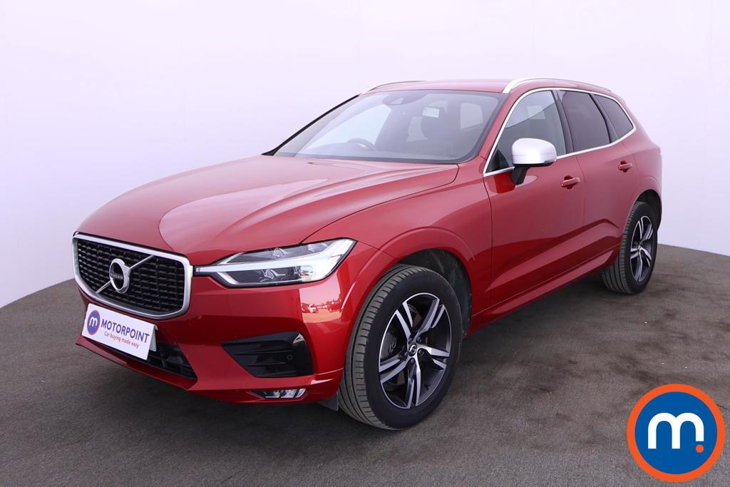 Volvo Xc60 2.0 T5 [250] R DESIGN 5dr AWD Geartronic - Stock Number 1203051 Passenger side front corner
