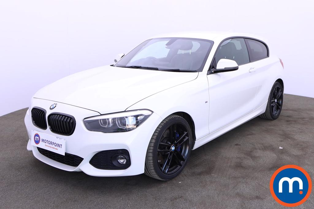 BMW 1 Series 118i [1.5] M Sport Shadow Ed 3dr Step Auto - Stock Number 1203084 Passenger side front corner