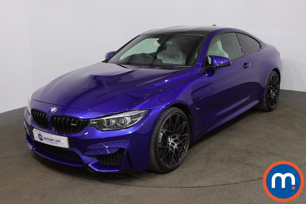 BMW M4 M4 2dr DCT [Competition Pack] - Stock Number 1203349 Passenger side front corner