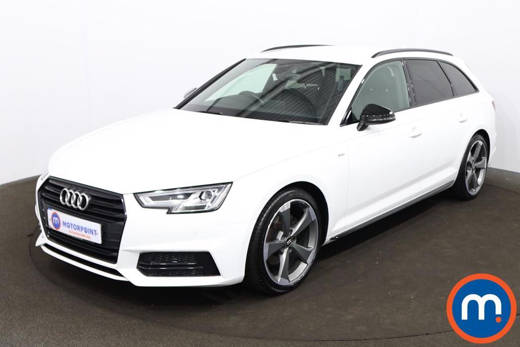 Audi A4 1.4T FSI Black Edition 5dr - Stock Number 1204641 Passenger side front corner