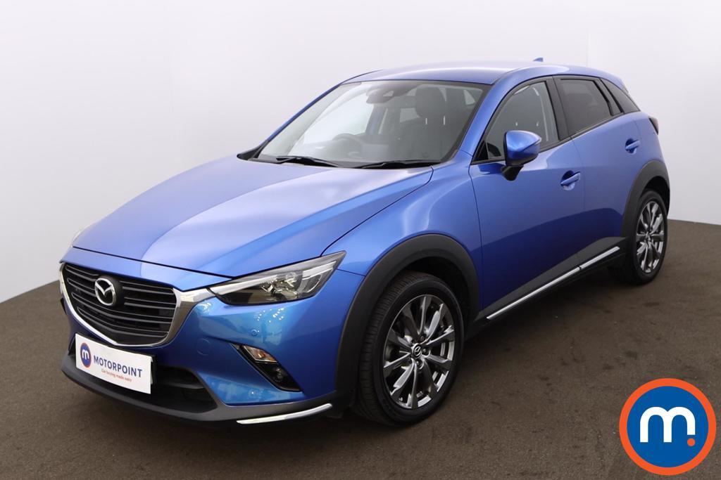 Mazda Cx-3 2.0 Sport Nav -Plus 5dr - Stock Number 1204856 Passenger side front corner