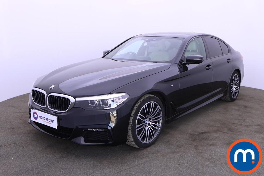 BMW 5 Series 530d M Sport 4dr Auto - Stock Number 1204903 Passenger side front corner