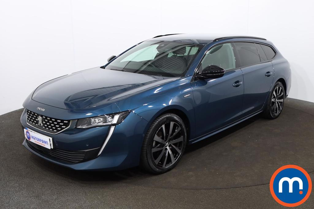 Peugeot 508 1.5 BlueHDi GT Line 5dr EAT8 - Stock Number 1205737 Passenger side front corner