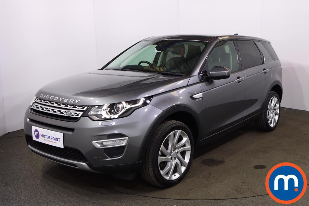 Land Rover Discovery Sport 2.0 SD4 240 HSE Luxury 5dr Auto - Stock Number 1198876 Passenger side front corner