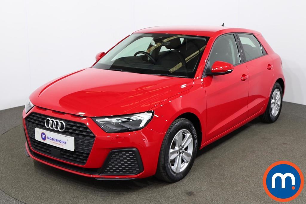 Audi A1 30 TFSI SE 5dr S Tronic - Stock Number 1203853 Passenger side front corner