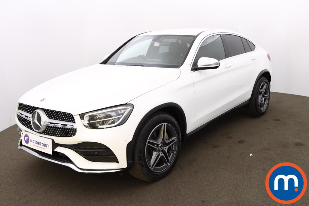 Mercedes-Benz Glc Coupe GLC 220d 4Matic AMG Line 5dr 9G-Tronic - Stock Number 1203935 Passenger side front corner