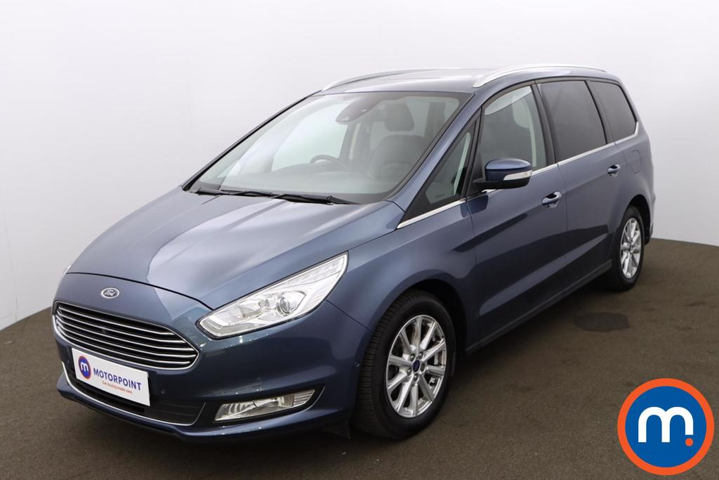 Ford Galaxy 2.0 EcoBlue 190 Titanium X 5dr Auto - Stock Number 1204333 Passenger side front corner