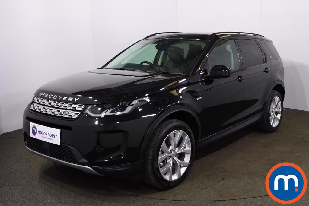 Land Rover Discovery Sport 2.0 D180 HSE 5dr Auto - Stock Number 1204583 Passenger side front corner